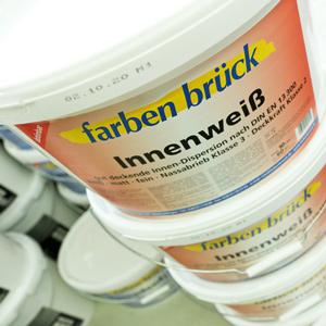Farben Brück – Produkte – Innenfarben