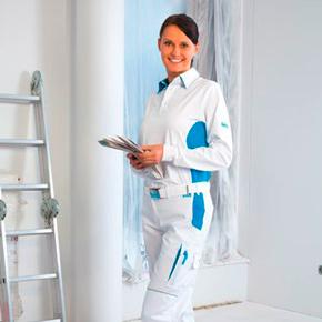Farben Brück Produkte – Malerbekleidung